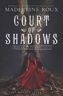 Book Court Of Shadows by Madeleine Roux