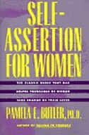 Book Self-assertion For Women by Pamela E. Butler