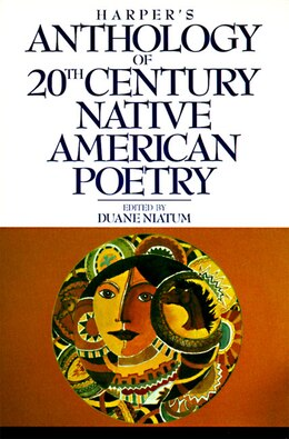 Book Harper's Anthology Of Twentieth Century Native American Poetry by Duane Niatum