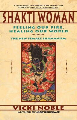 Book Shakti Woman: Feeling Our Fire, Healing Our World by Vicki Noble