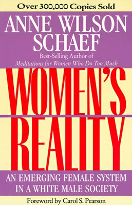 Book Women's Reality: An Emerging Female System by Anne Wilson Schaef