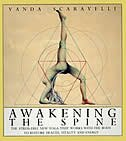 Book Awakening The Spine by Vanda Scaravelli