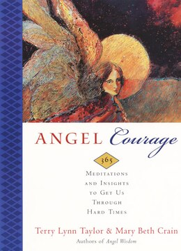 Book Angel Courage: 365 Meditations And Insights To Get Us Through Hard Times by Terry Lynn Taylor