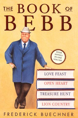 Book The Book of Bebb by Frederick Buechner