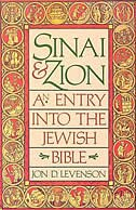 Book Sinai And Zion by Jon D. Levenson