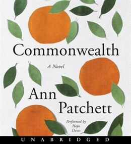 Book Commonwealth CD by Ann Patchett