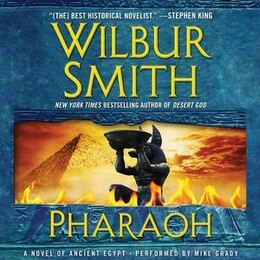 Book Pharaoh CD: A Novel of Ancient Egypt by Wilbur Smith