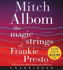 Book The Magic Strings of Frankie Presto Low Price CD: A Novel by Mitch Albom
