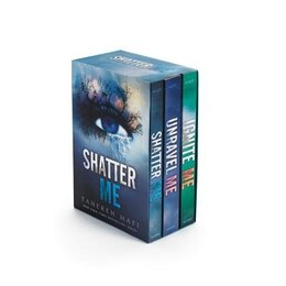 Book Shatter Me Series Box Set: Shatter Me, Unravel Me, Ignite Me by Tahereh Mafi