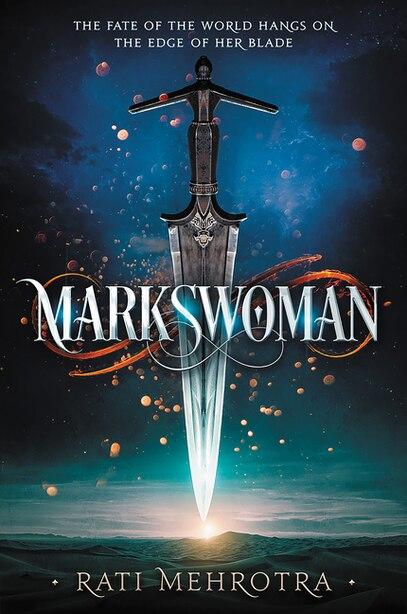 Markswoman by Rati Mehrotra