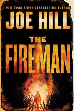 Book The Fireman: Indigo Signed Edition by Joe Hill