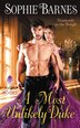 A Most Unlikely Duke: Diamonds In The Rough by Sophie Barnes