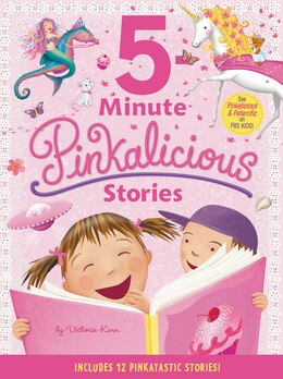 Book Pinkalicious: 5-minute Pinkalicious Stories by Victoria Kann