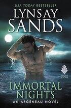 Immortal Nights: An Argeneau Novel