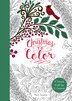 Christmas to Color: 10 Postcards, 15 Gift Tags, 10 Ornaments by Mary Tanana