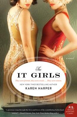 Book The It Girls: A Novel by Karen Harper