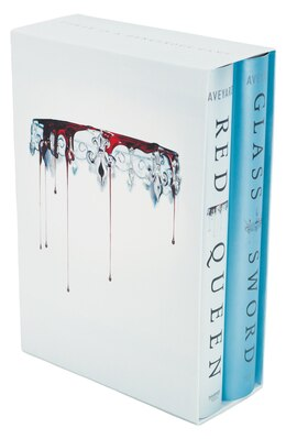 Book Red Queen 2-Book Hardcover Box Set: Red Queen and Glass Sword by Victoria Aveyard