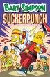 Bart Simpson Suckerpunch by Matt Groening