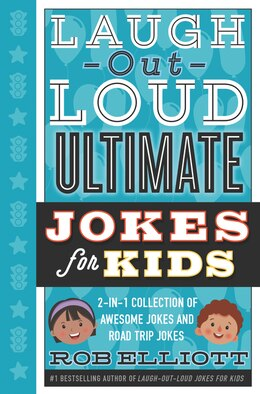 Book Laugh-out-loud Ultimate Jokes For Kids by Rob Elliott