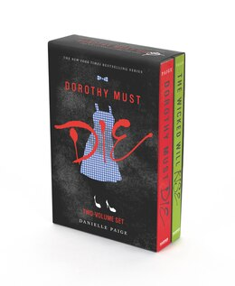 Book Dorothy Must Die 2-Book Box Set: Dorothy Must Die, The Wicked Will Rise by Danielle Paige