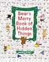 Bear's Merry Book Of Hidden Things: Christmas Seek-and-find by Gergely Dudás