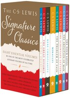 The C. S. Lewis Signature Classics (8-Volume Box Set): An Anthology Of 8 C. S. Lewis Titles: Mere…