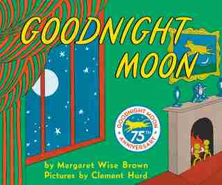 Goodnight Moon Padded Board Book by Margaret Wise Brown