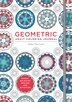 Geometric Adult Coloring Journal: Stress-relieving Designs And Activities