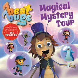 Book Beat Bugs: Magical Mystery Tour by Anne Lamb