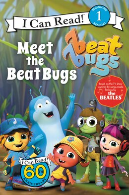 Book Beat Bugs: Meet The Beat Bugs by Anne Lamb