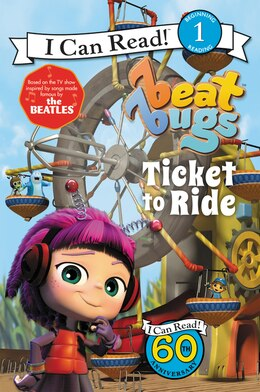 Book Beat Bugs: Ticket To Ride by Cari Meister