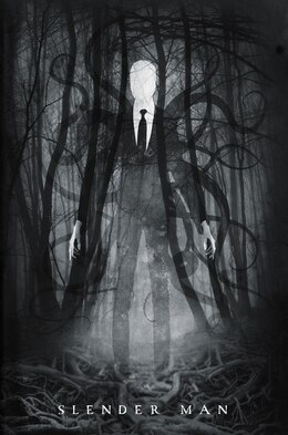 Book Slenderman by Will Hill