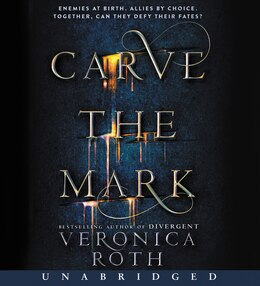 Book Carve the Mark CD by Veronica Roth