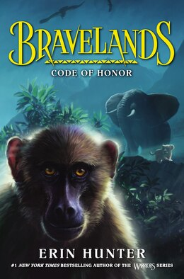 Book Bravelands #2: Code Of Honor by Erin Hunter