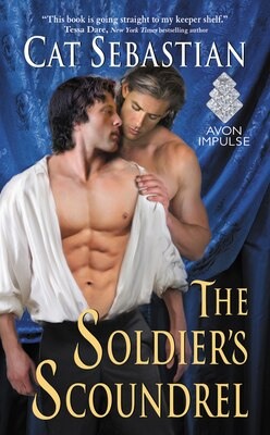 Book The Soldier's Scoundrel by Cat Sebastian