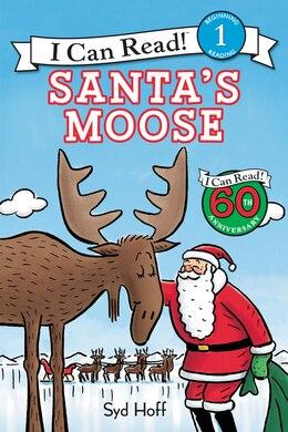 Book Santa's Moose by Syd Hoff