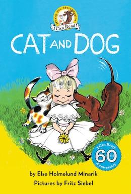 Book Cat And Dog by Else Holmelund Minarik