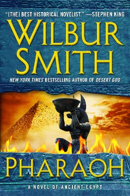 Book Pharaoh: A Novel of Ancient Egypt by Wilbur Smith