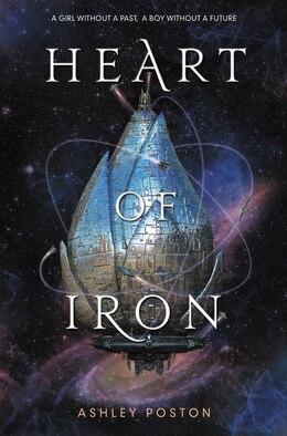 Book Heart Of Iron by Ashley Poston