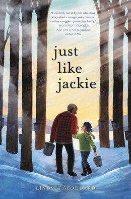 Book Just Like Jackie by Lindsey Stoddard