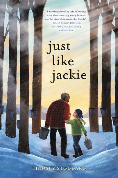 Just Like Jackie de Lindsey Stoddard