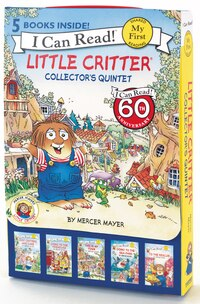 Little Critter Collector's Quintet: Critters Who Care, Going to the Firehouse, This Is My Town…