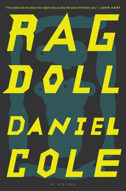 Book Ragdoll: A Novel by Daniel Cole