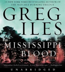 Book Mississippi Blood Cd: A Novel by Greg Iles