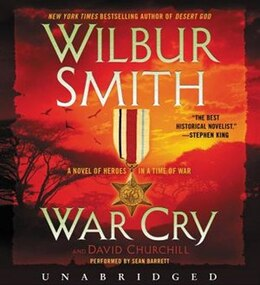 Book War Cry Cd: A Courtney Family Novel by Wilbur Smith