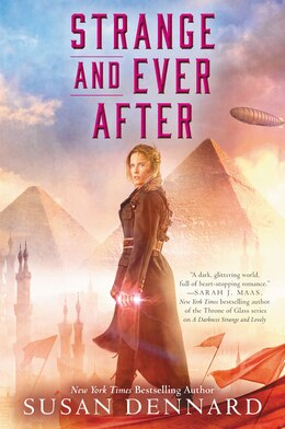 Book Strange And Ever After by Susan Dennard