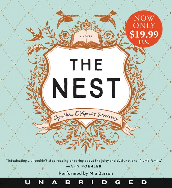 The Nest Low Price Cd by Cynthia D'aprix Sweeney