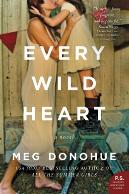 Book Every Wild Heart by Meg Donohue