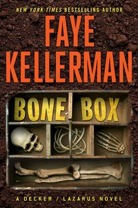 Bone Box: A Decker/lazarus Novel