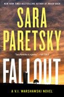 Book Fallout: A V.i. Warshawski Novel by Sara Paretsky